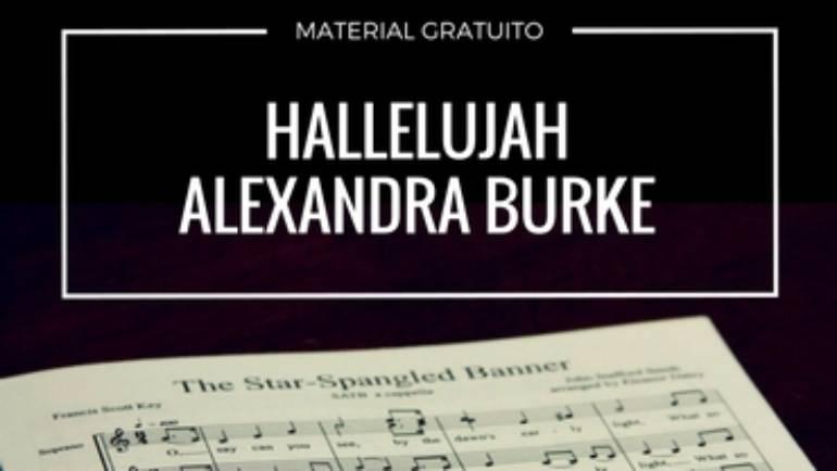 Hallelujah – Alexandra Burke