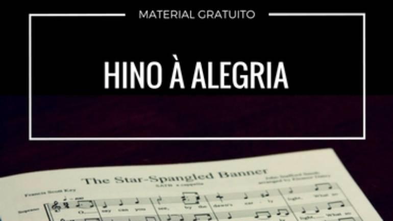 Hino à Alegria (Principiantes)