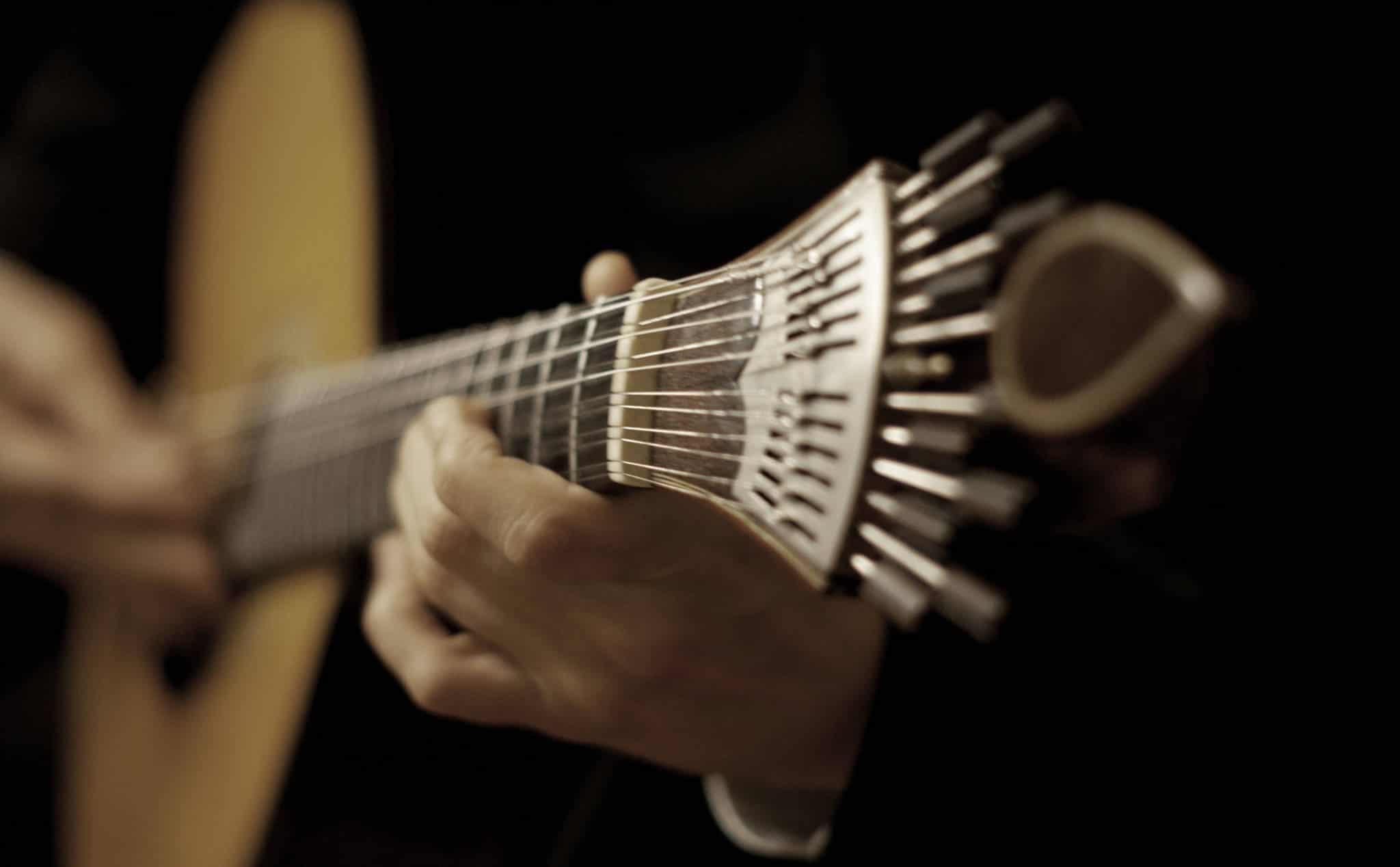 Ricardo Mata Professor de Guitarra