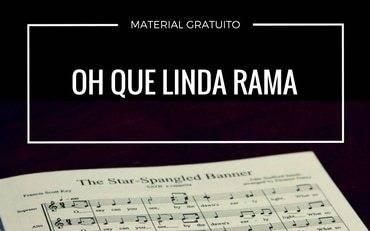 """Oh Que Linda Rama"""
